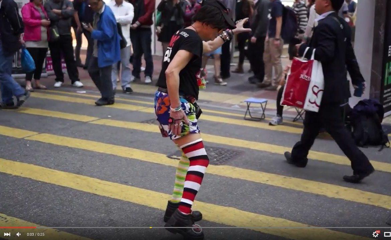 放浪記 香港がんばるおばあちゃん