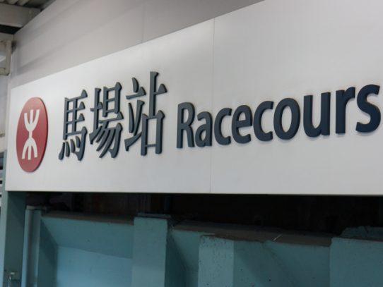 放浪記 アジアの競馬場 香港 沙田競馬場(シャティン競馬場)