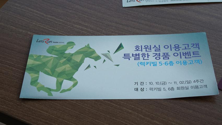 韓国 ソウル競馬場