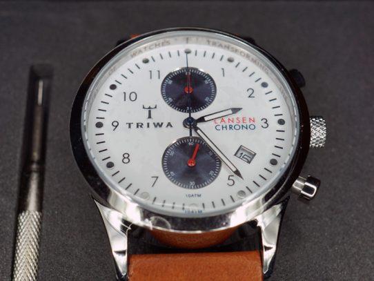 TRIWA腕時計 ランセン クロノ デューク