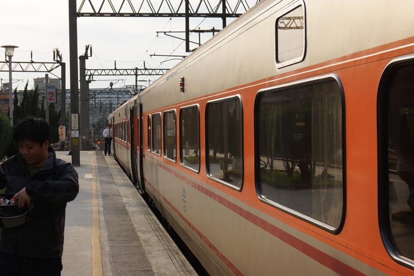 電車というよりは汽車