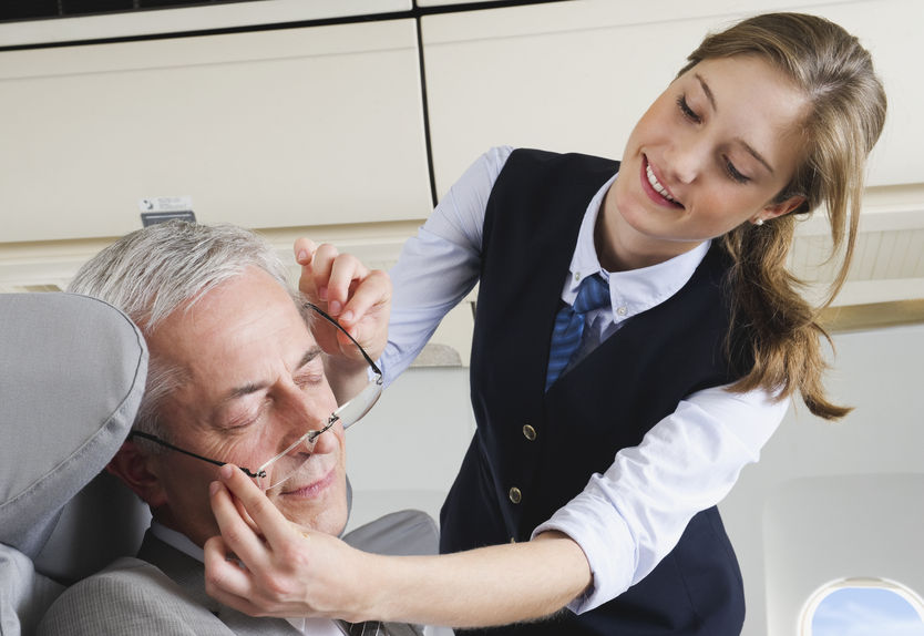 The World's Best Airline Cabin Staff in 2015
