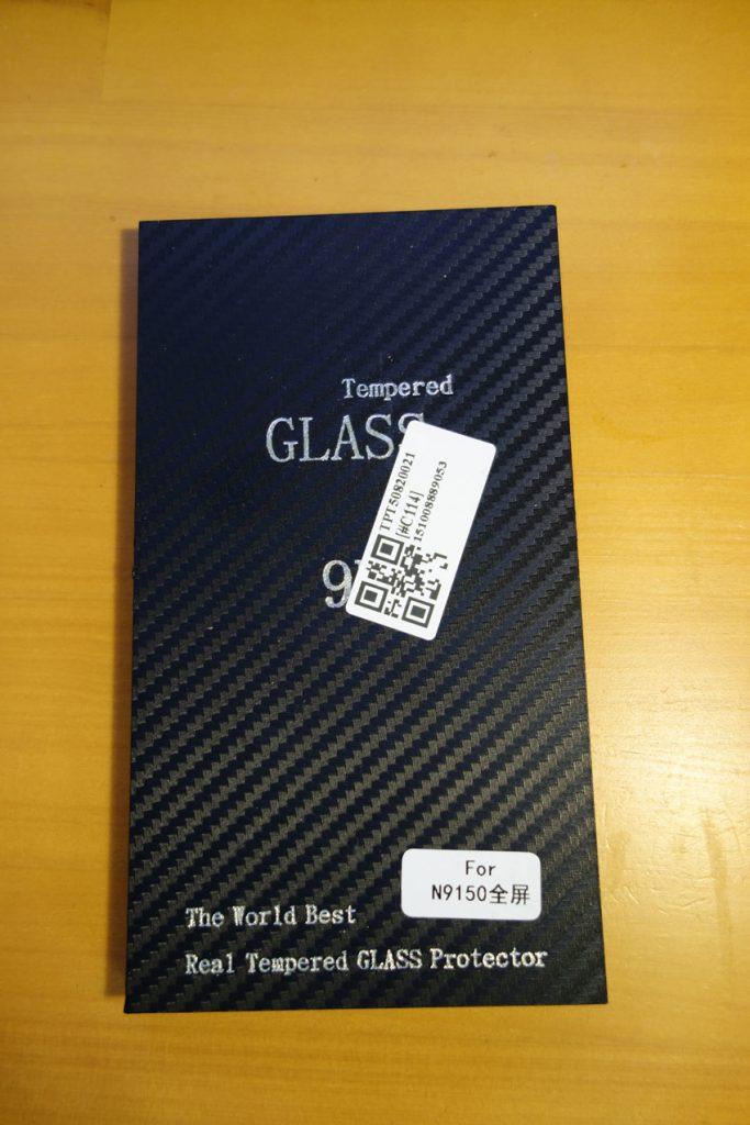 Galaxy Note Edge ガラスフィルム