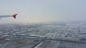 2015年12月 千歳空港周辺