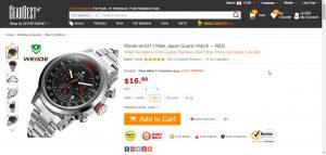 GearBest 時計