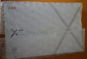 X98 PLUS 梱包内部