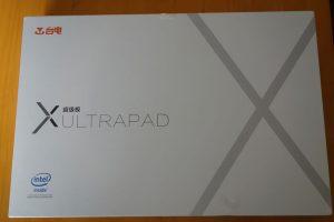 X98 PLUS 製品の箱