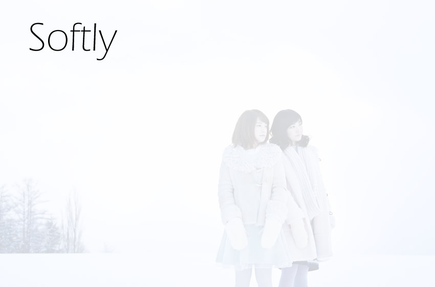 Softly 2/3 メジャーデビュー 道民・元道民はCDを買おう!