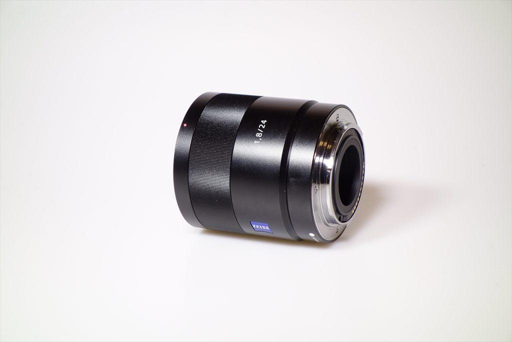 Sonnar T* E 24mm F1.8 ZA
