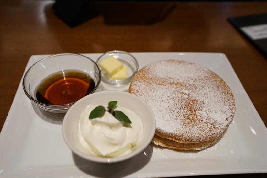 ホワイトコージ 札幌パセオ店 パンケーキ