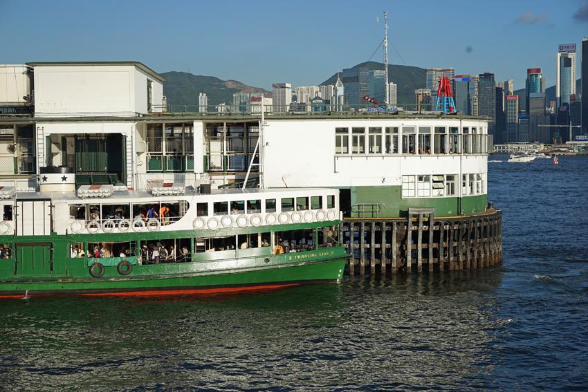 放浪記 ANAの特典航空券(マイル)で香港に行ってきました。