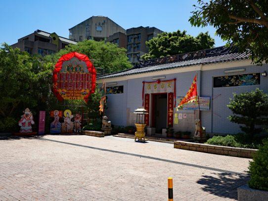 放浪記 香港 赤柱天后廟