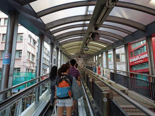 放浪記 香港-SOHO-PMQ