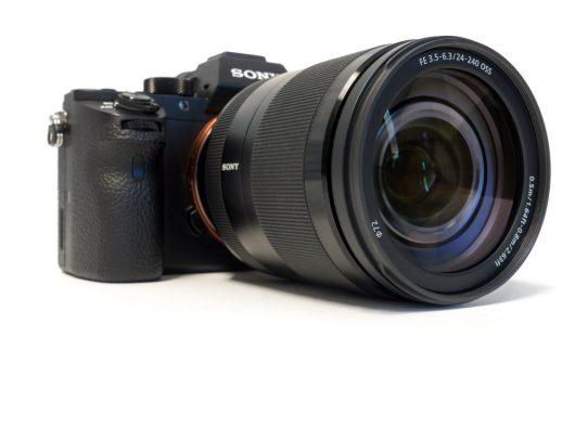 カメラ機材 SONY α7Ⅱ