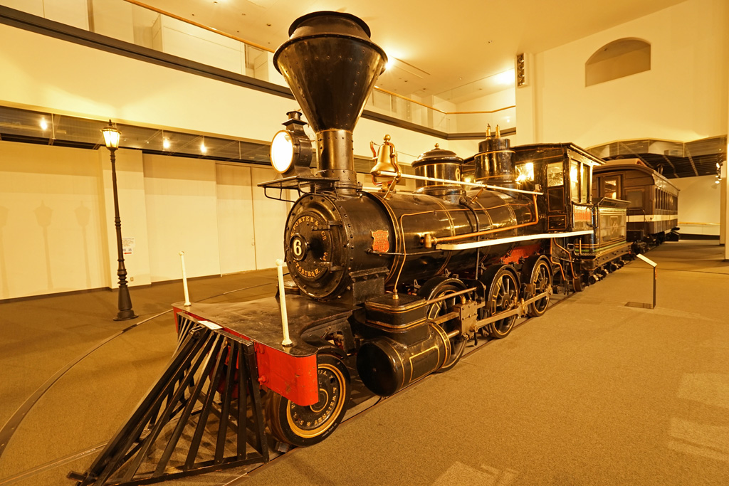 北海道をみる 小樽総合博物館(旧交通博物館)
