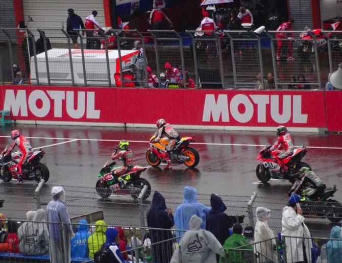 2017 MotoGP日本グランプリ観戦記